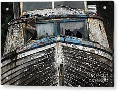 In Need Of Work Acrylic Print by Bob Christopher