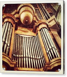 In The #church Acrylic Print