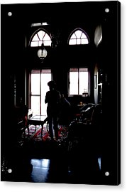 In The Shadows Acrylic Print