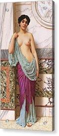 In The Tepidarium Acrylic Print