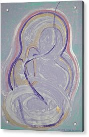 Incarnation Acrylic Print by Melodie Peterson