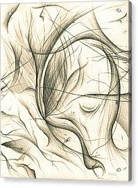 Incu-ception Acrylic Print by Michael Morgan