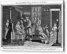 India: Wedding, 1780s Acrylic Print by Granger