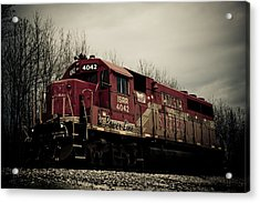 Indiana Southern Acrylic Print by Off The Beaten Path Photography - Andrew Alexander