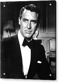 Indiscreet, Cary Grant, 1958 Acrylic Print by Everett
