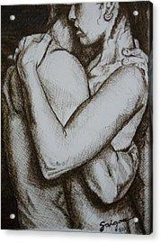 Indomitos Opus Acrylic Print by SAIGON De Manila