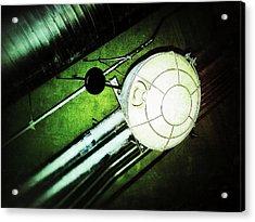 Industrial Light Acrylic Print