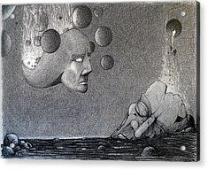 Infinity Of The Universe Acrylic Print