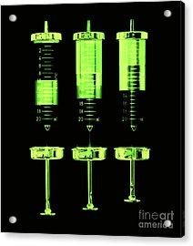 Injection Acrylic Print by Michal Boubin