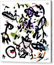 Inner Child Acrylic Print