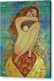 Inner Peace..... Acrylic Print
