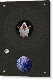Inner Self Acrylic Print by Eric Kempson