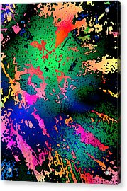 Acrylic Print featuring the photograph Inner Space by David Pantuso