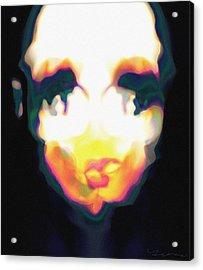 Inner Acrylic Print by Tamara Natividad