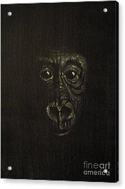 Innocense Acrylic Print by Annemeet Hasidi- van der Leij