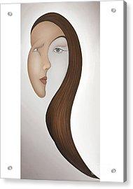 Insight Acrylic Print by Joanna Pregon