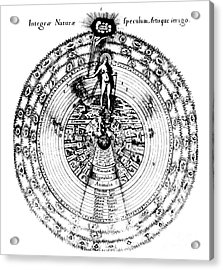 Integrae Naturae, 17th Century Acrylic Print by Science Source