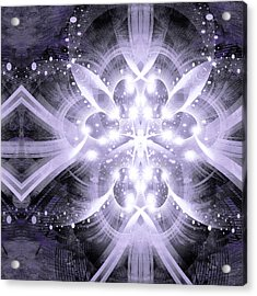 Intelligent Design 4 Acrylic Print by Angelina Vick