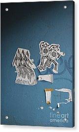 International Robots Acrylic Print
