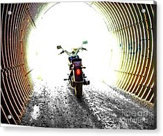 Acrylic Print featuring the photograph Into The Light by Blair Stuart