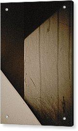 Into The Maze Acrylic Print by Odd Jeppesen