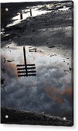 Into The Other World Acrylic Print by Devon Stewart