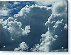 Intricacies Of The Heavens Acrylic Print