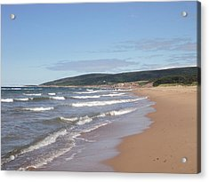 Inverness Beach Acrylic Print