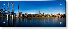 Inverness Waterfront Acrylic Print