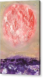 Invisible Sun Acrylic Print by Henry Rowland