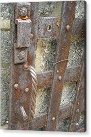 Ironworks Acrylic Print