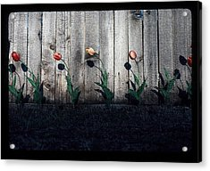 Is It Spring Yet? Acrylic Print