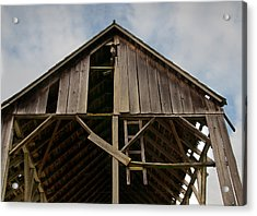 Is That All There Is Acrylic Print by Kent Sorensen