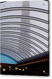Is There Life On Mars Acrylic Print