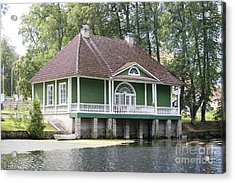 Isabella Bathouse Acrylic Print by Jaak Nilson