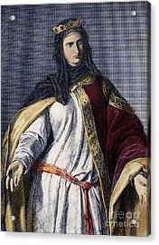 Isabella I (1451-1504) Acrylic Print by Granger