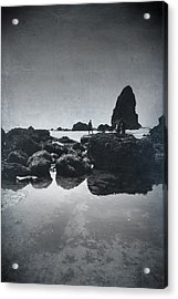 It Seems So Shallow And Low Acrylic Print by Laurie Search