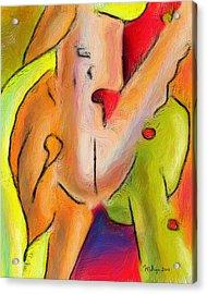 It's Just Jazz Man. Acrylic Print