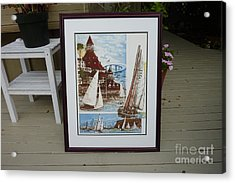 Its Old Its New We Love It Coronado Acrylic Print