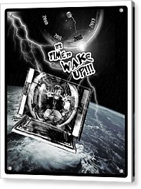 Its Time To Wake Up Acrylic Print