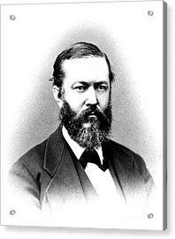 J. J. Woodward, American Pioneer Acrylic Print by Science Source