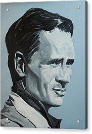 Jack Kerouac Acrylic Print