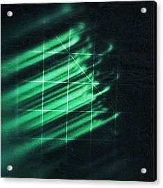 Jade Acrylic Print