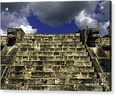 Jaguar Stairway Two Acrylic Print