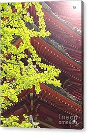 Japanese Tea Garden Acrylic Print
