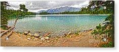Jasper National Park - Maligne Lake Acrylic Print