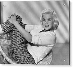 Jayne Mansfield, Ca. Late 1950s Acrylic Print