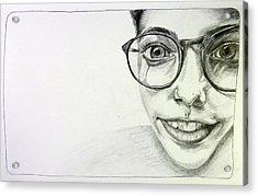 Jazmin Acrylic Print