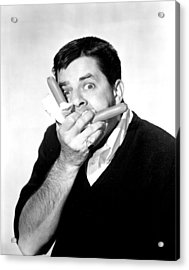Jerry Lewis, Portrait Acrylic Print by Everett