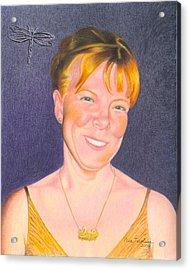 Jill Hammond Acrylic Print